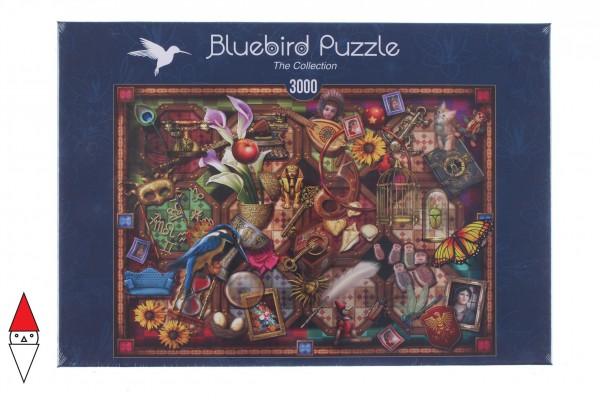 BLUEBIRD, BLUEBIRD-PUZZLE-70160, 3663384701603, PUZZLE OGGETTI BLUEBIRD THE COLLECTION 3000 PZ